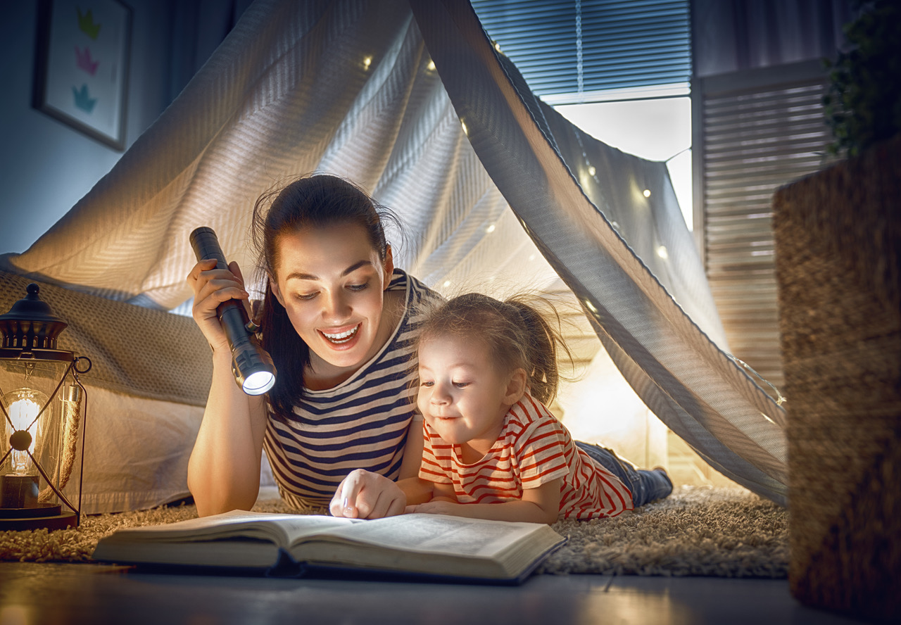 Stop met lijstjes in je hoofd maken, start met genieten van je kinderen